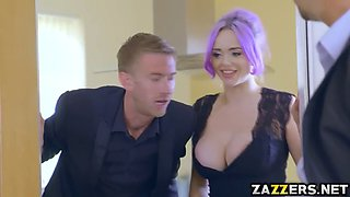 Danny and Keiran swap wives and had a hot foursome