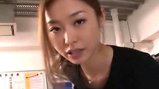 Sarasa Hara is a lovely Asian nurse