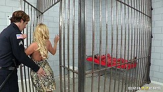 Horny Sluts In Prison Having Fun