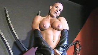Amazing Amateur movie with Big Tits, Fetish scenes
