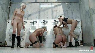 Sluts And Urinals