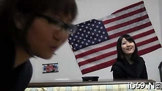 teacher bangs students asian asian 8