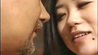 Japanes kiss fuck