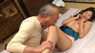 dominant father in law and OT his sweet wife GG194