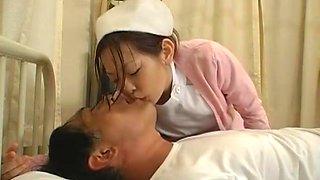 Exotic Japanese whore Emi Yoshida in Horny Big Tits, Nurse JAV clip