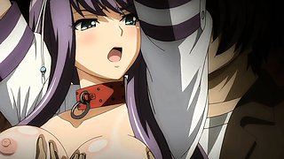 Gorgeous hentai girls with amazing big boobs love hard sex