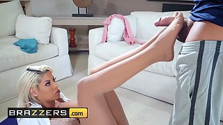Brazzers - Real Wife Stories - Bridgette B Xander Corvus - Preppies In Pantyhose Part 3